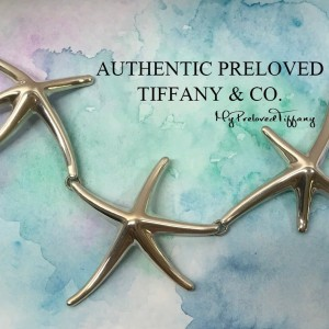 Tiffany & Co. Elsa Peretti Triple Starfish Necklace